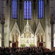 Scenes From the Performance of Mozart's Requiem in D Minor