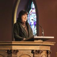 President of the Schiller Institute, Helga Zepp-LaRouche Addresses The Gathering