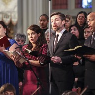 Scenes From the Performance of Mozart's Requiem in D Minor - Soloists