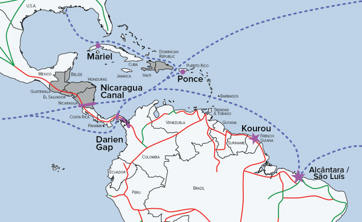 The U.S. Must Join China's Belt and Road In Developing The ... Central America Road Map on africa central america, big map of central america, road map western america, map of south america, pan american highway map south america, tourism central america, satellite map central america, printable map of central america, large map of latin america, physical map of central america, driving map of america, location of central america, road map latin america, topographic map central america, road america midwest map, world map central america, river map central america, atlas central america, time map central america, google central america,