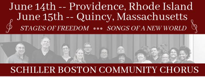 Boston Chorus Concerts