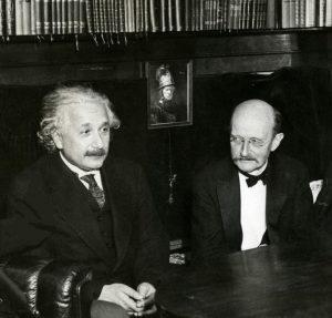 Einstein_Planck
